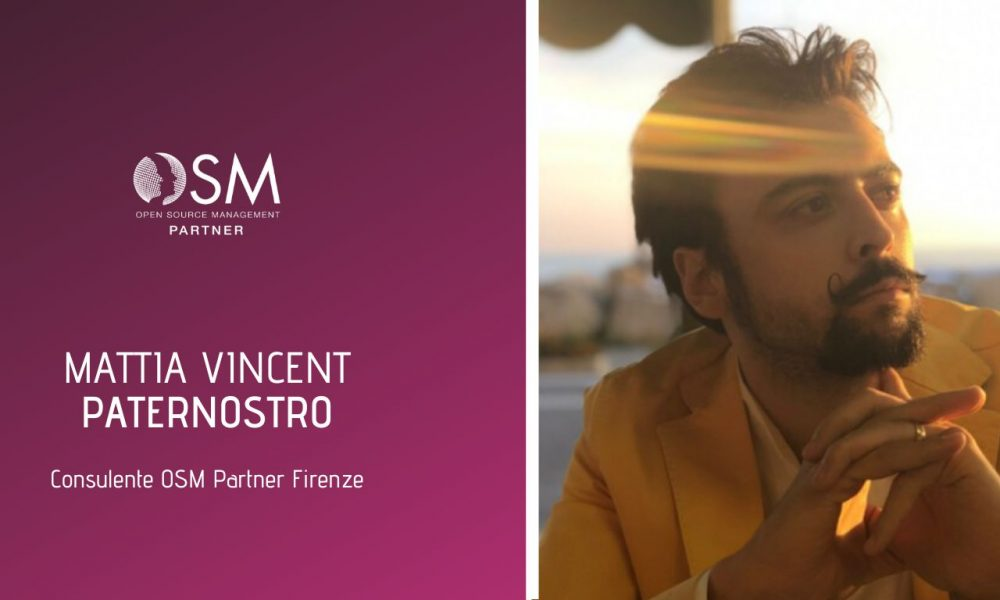 Intervista a Mattia Vincent Paternostro