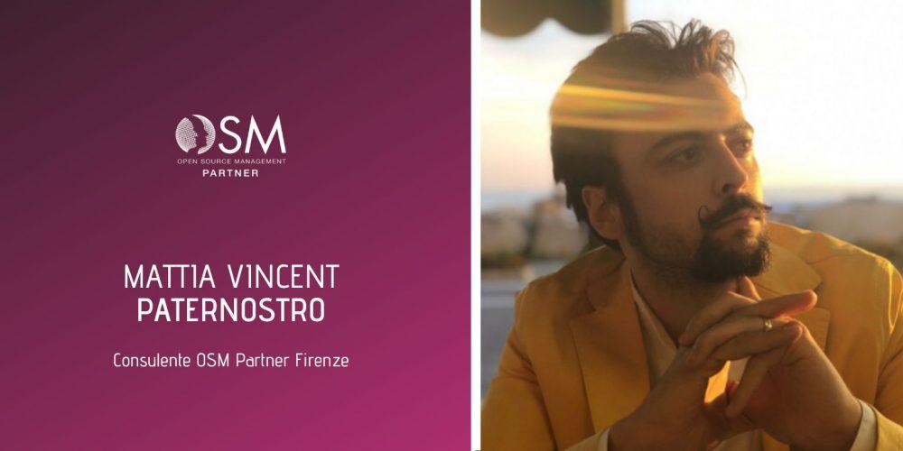 Intervista a Mattia Vincent Paternostro – OSM Partner Firenze